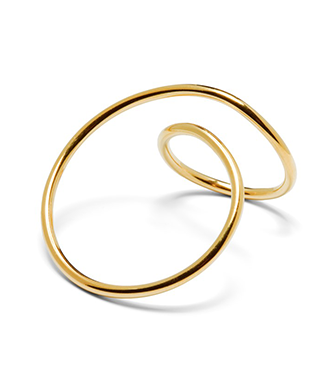 "<h2 class=&quot;title a-center with-subtitle&quot;><span>Love</span></h2><span class=&quot;subtitle a-center&quot;>This sculptural ring symbolizes the special ""space"" of love between two human beings.</span>"