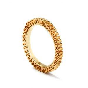 Ring - 18 karat guld