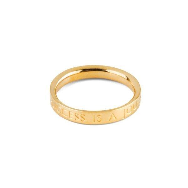 Helping Hand ring -18 karat guld