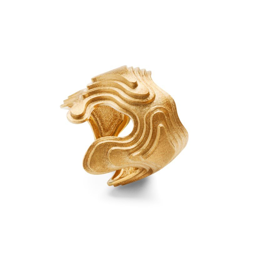 Treasure Island ring – 18 karat guld