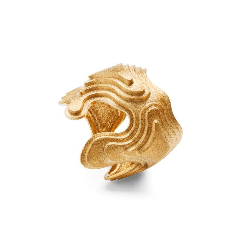 Treasure Island ring – 18 karat guld